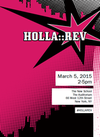 HOLLA::Revolution 2015