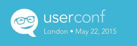 UserConf 2015, London