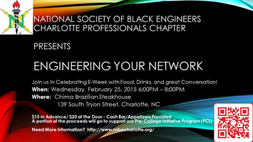 NSBE-CPC Engineering Your Network E-Week Mixer