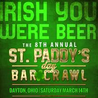 8th Annual Dayton St. Paddy's Day Bar Crawl