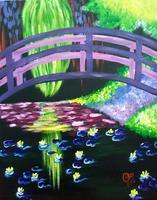 "Creole Canvas - ""Night Bridge"" - (12 Seats Open)"
