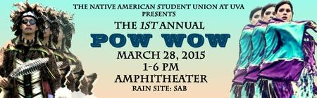 The 1st Annual POW WOW @ UVa : Dancer Registration