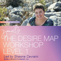February Desire Map Workshop