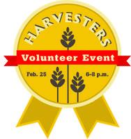 genKC Volunteer Event at Harvesters