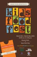 Kids Food Festival - NYC Spring 2016