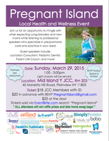 Pregnant Island Health and Wellness Event