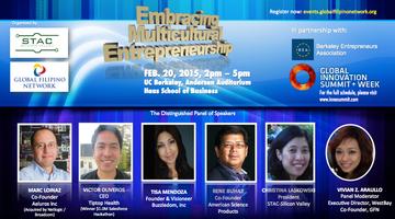 Global Innovation Week Speaker Series:  Embracing...