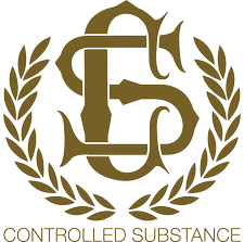 Controlled Substance logo