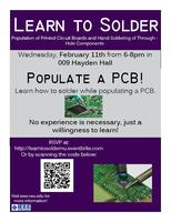 Learn to Solder/PCB Population