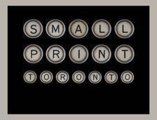 Small Print Toronto logo