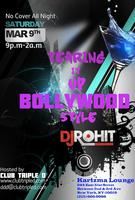Tearing it UP BOLLYWOOD Stylz Hookahs & Belly Dancers!...