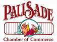 Palisade Chamber of Commerce logo