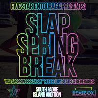 Party Bus to South Padre Island #SlapSpringBreakSPI