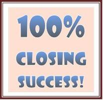 The 100% Closing Ratio: Everything You Need to Win Big...