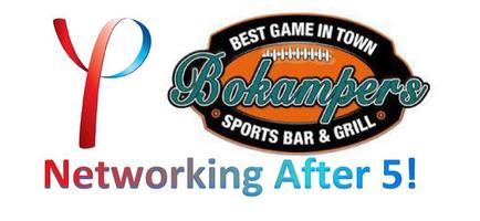 YP Naples February Networking After 5 @ Bokampers