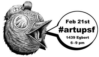 Celebrate ArtUP San Francisco in Bayview
