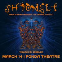 Shpongle with Phutureprimitive at The Fonda in Los Ange...
