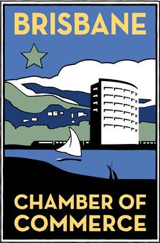 Brisbane Chamber of Commerce logo