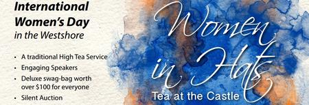 Women in Hats: Tea at the Castle - A fundraiser...
