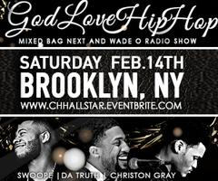 God Love and Hip Hop feat. Da' T.R.U.T.H., Swoope,...