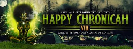 HAPPY CHRONICAH 8 CAMP-OUT EDITION