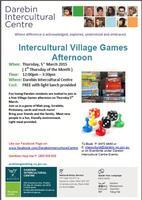 Intercultural Village Games