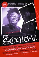 The Soulcial Live Music Mixer Featuring THERON EARLY