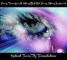 Silent Tears DV Foundation logo