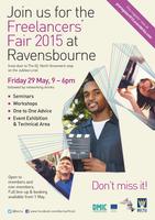 Freelancers' Fair 2015 - pre-register