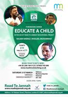 ROAD TO JANNAH -EDUCATE A CHILD TOUR (SWANSEA)