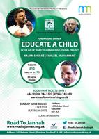 ROAD TO JANNAH -EDUCATE A CHILD TOUR (LEICESTER)