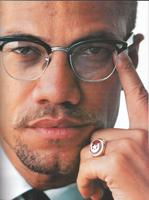 Central London Muslim Tour Special feature Malcolm X