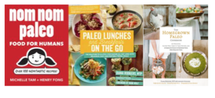 Paleo Book Signing with Michelle Tam and Diana Rodgers