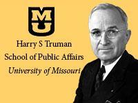 Institute of Public Policy, Harry S Truman School of Public Affairs, University of Missouri               logo