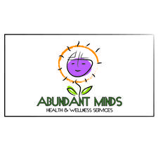 Abundant Minds Health & Wellness Services logo