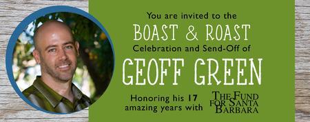 Boast & Roast Geoff Green