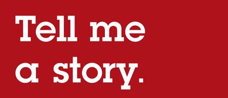 Tell Me A Story Workshop: Intro to Storytelling