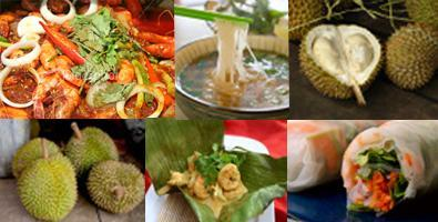 Exotic Southeast Asian and Chinese Food Tour™ $69.99