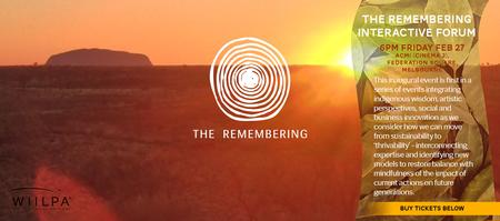 The Remembering - an interactive forum - moving from...