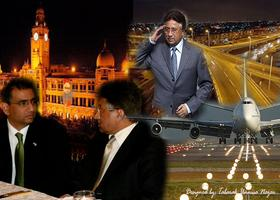 A Unique Opportunity to Travel with General Musharraf t...