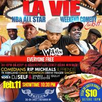 Wed!(3/4) Comedy & Dinner w/ MTV's Rip Michaels &...