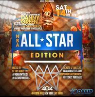ALL-STAR 2015 40Z & WAFFLES #NYC EDITION