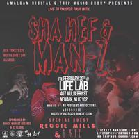 $HA HEF & MAN-Z LIVE W/ REGGIE MILLS & T.RIP