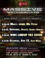 Massive Wednesdays: Arpetrio/Warp9/Skinny Hendrix