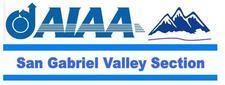 AIAA San Gabriel Valley  logo