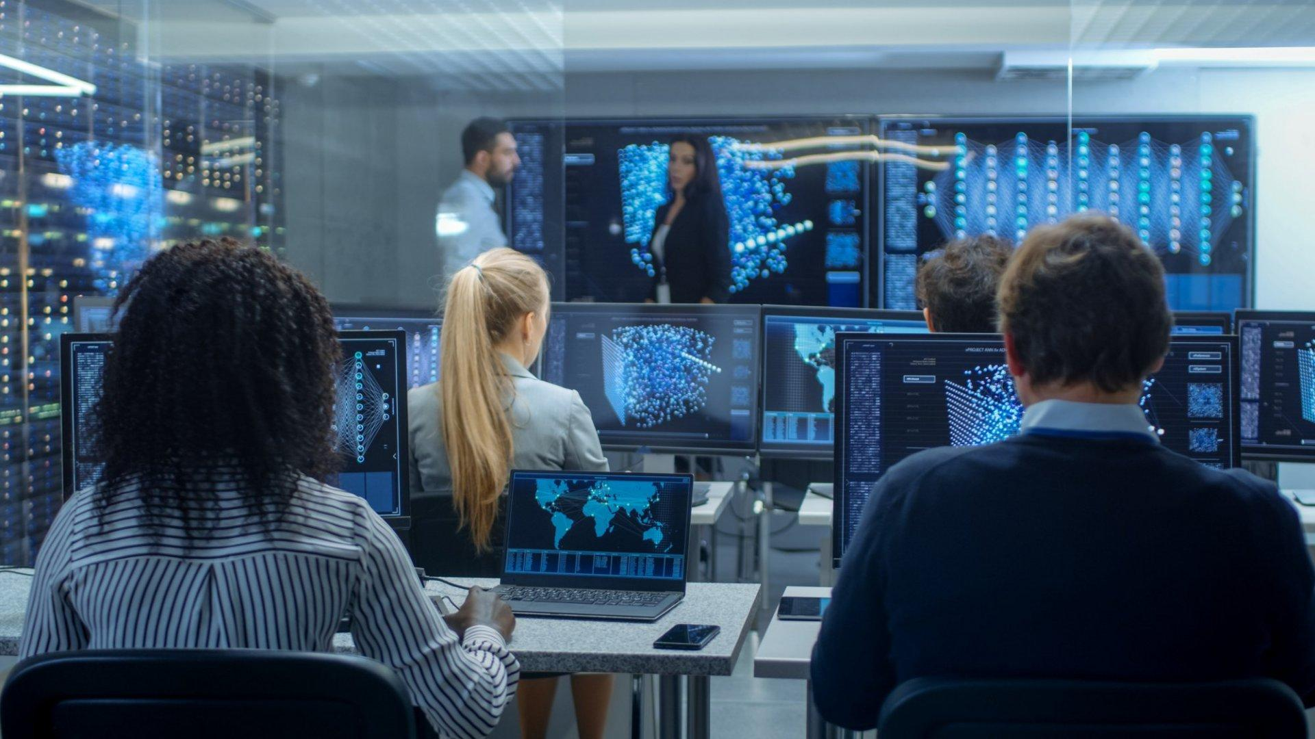Atechup © Smart Cybersecurity Entrepreneurship ™ Certification Dallas