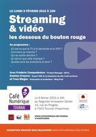 Café Numérique Tournai : Streaming et vidéo, les...