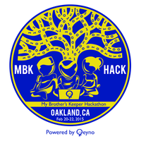 My Brother's Keeper Hackathon 2015 - Oakland