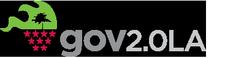 Gov20LA logo