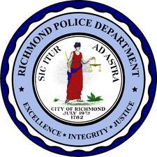 Richmond Police Department's Community Care Unit logo